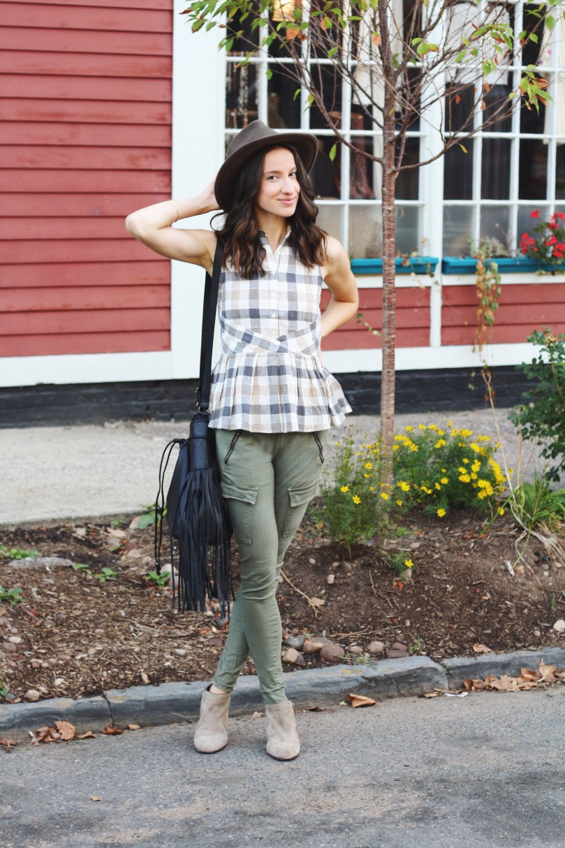 Outfit Post: Neutral Safari Vibes