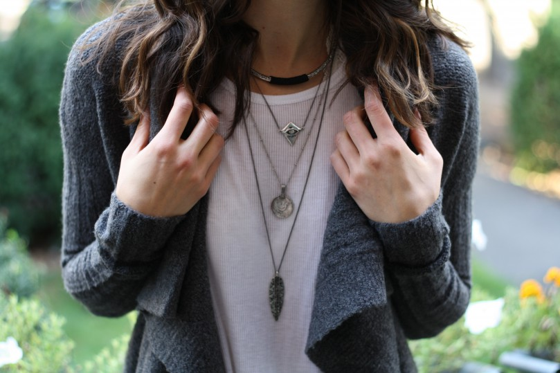 Jewelry Must-Have: Layering Necklaces