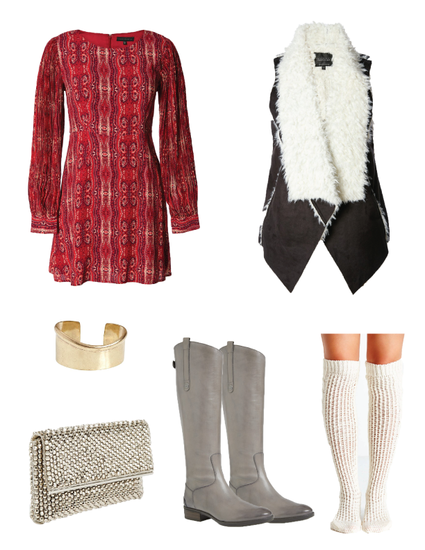 Holiday Outfitting: Part 1
