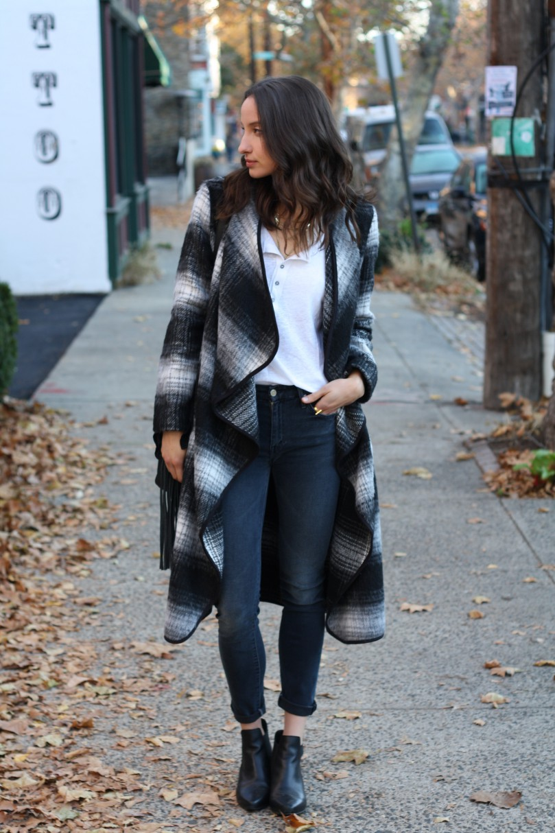 Cozy Wraps, Ponchos & Sweater Coats